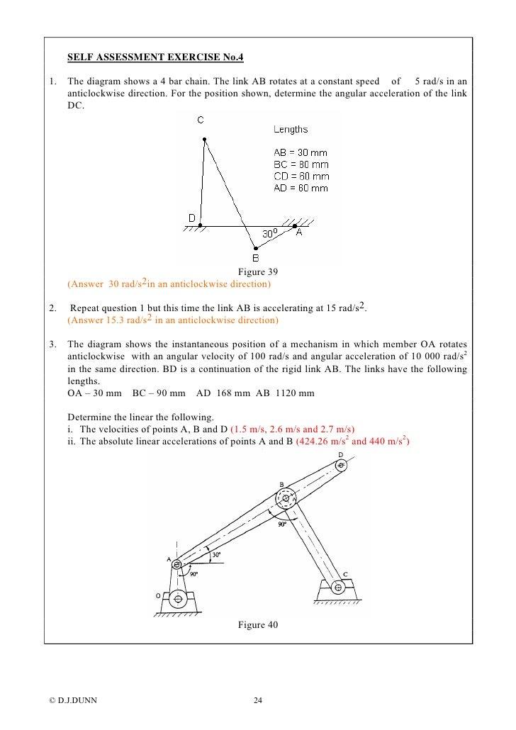 Velocity acceleration diagrams djdunn 23 24 ccuart Images