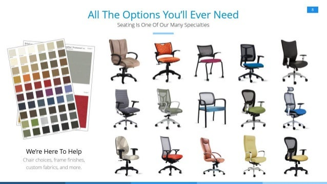 Office Furniture Solutions For All Budgets