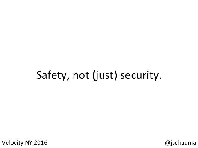 @jschauma  Velocity  NY  2016