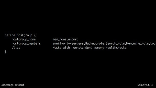 • git pull repo on deploy host • Run Chef recipe to add automated pieces