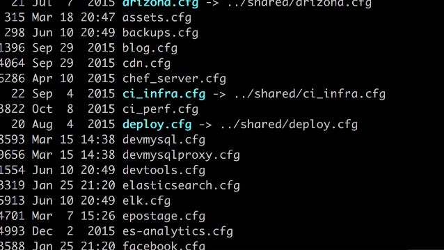 • git pull repo on deploy host • Run Chef recipe to add automated pieces • Re-run the try-nagios script against that • rsy...