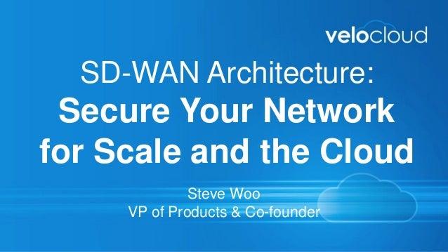 Versa Sd Wan Architecture Was Ist Ein Sd Wan