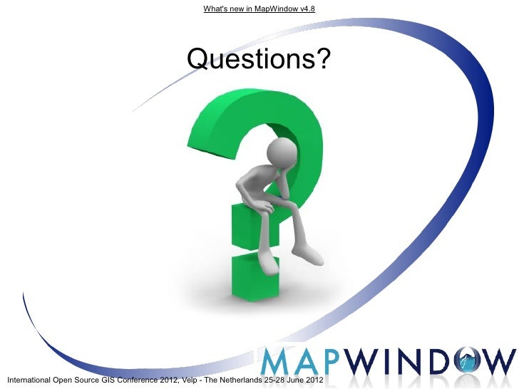 1. Introduction to MapWindow GIS