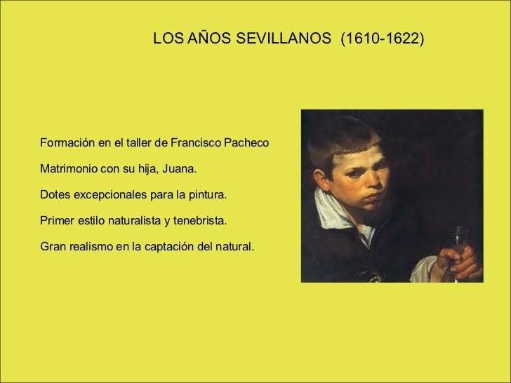 Velázquez, pintor Slide 3