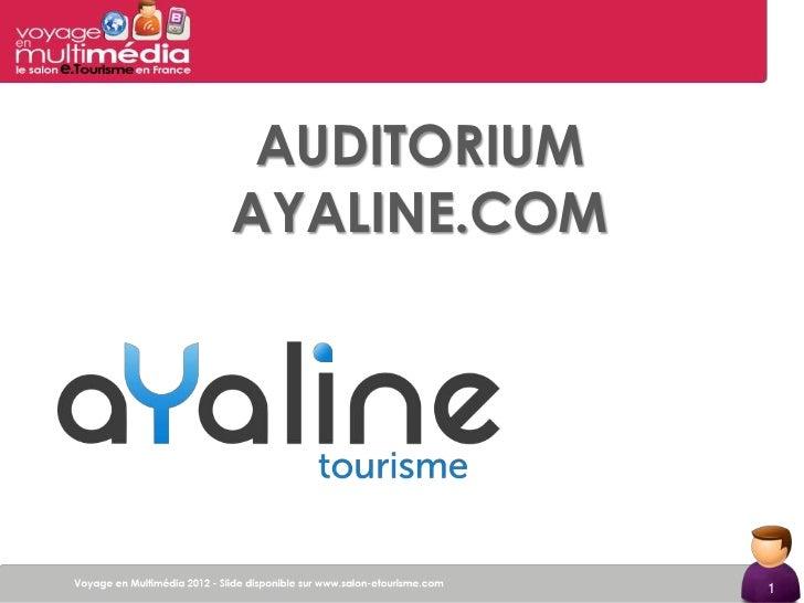 AUDITORIUMAYALINE.COM              1