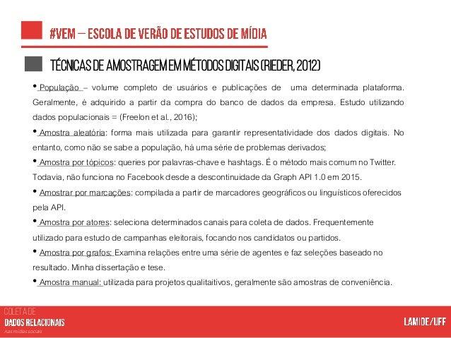 COLETA DE nas mídias sociais Afunçãouserlike Notação: id ? fields = likes {aninhamento de parâmetros} dilmarousseff?fields...