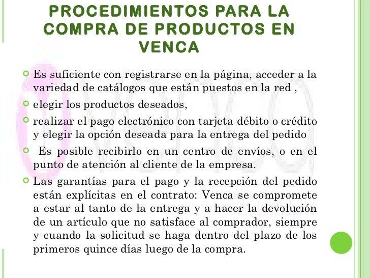 Venca scam for Venca hogar cocina