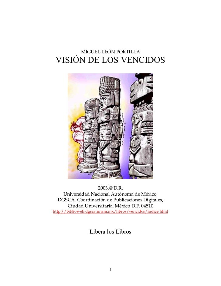 ìbroken spearsî miguel leon-portilla essay Broken spears by miguel leon-portilla essay - the broken spears is a book written by miguel leon-portilla that gives accounts of the fall of the aztec empire to the spanish in the early 16th century.