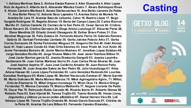 V encuentro getxo blog Slide 2
