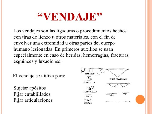 Vendaje Slide 2