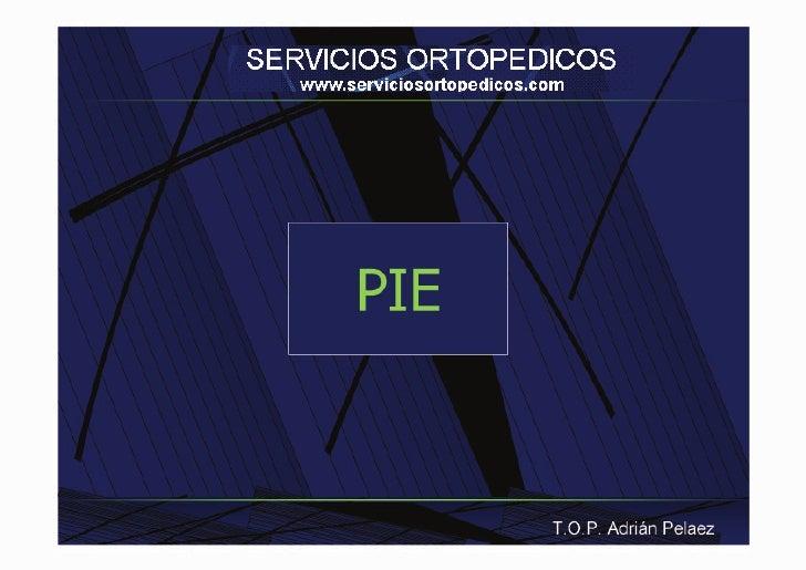 Descargar el tendón de aquiles                                      T.O.P. Adrián Pelaez