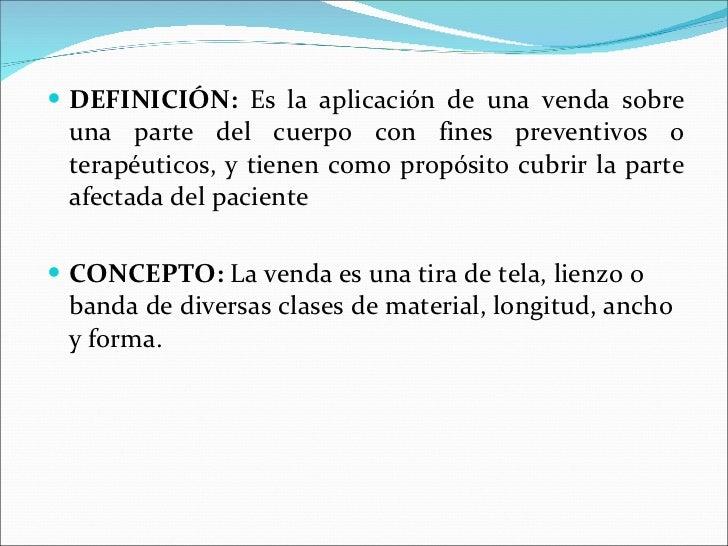 Vendajes equipo 5 for Definicion de vivero