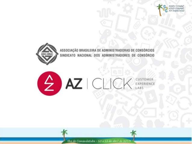 Vendas cotas pela internet - CONAC 2013 - ABAC