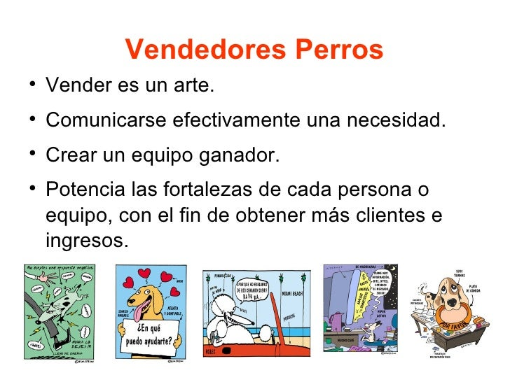 Vendedores Perros Pdf