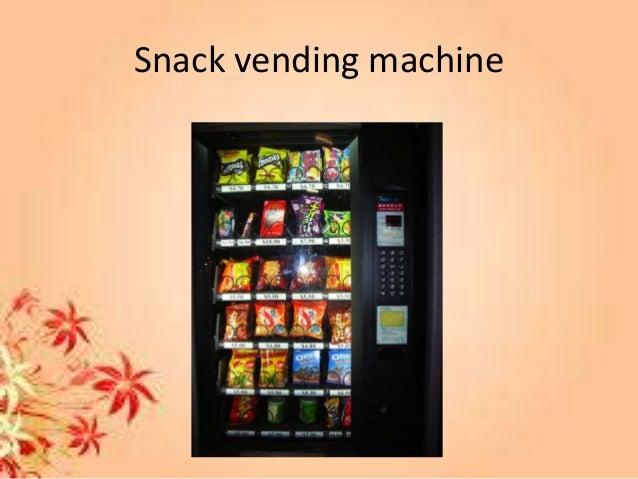 n vending machine