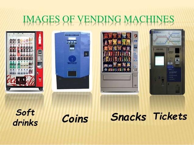 Vending machine ppt