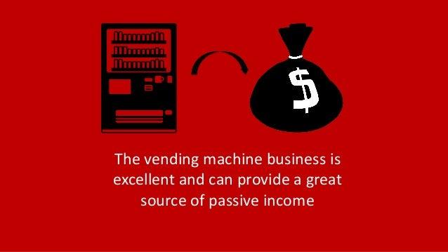 starting a vending machine company