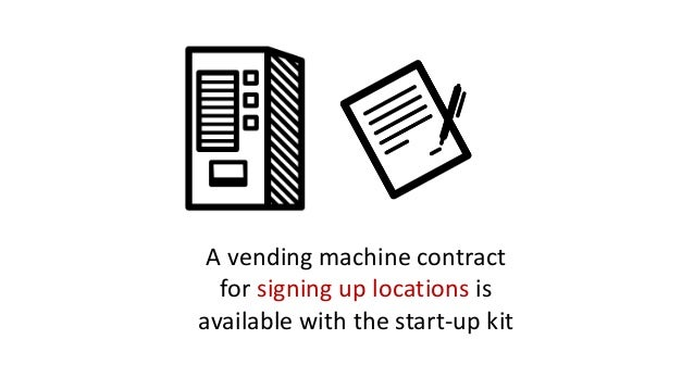 Vending machine startup_package__business_plan_and_contract