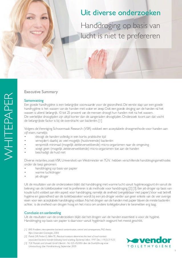Vendor whitepaper-handdroging-def