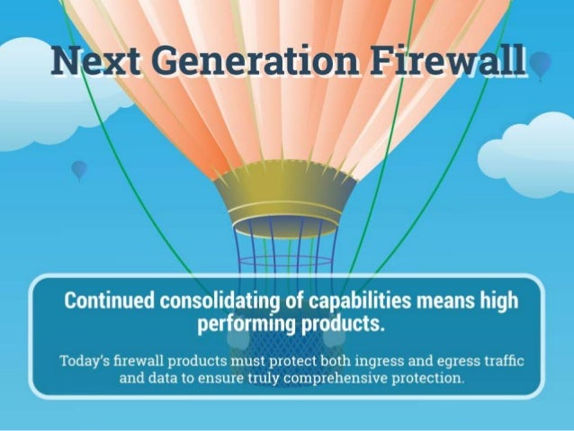 Today's firewall products must protect both ingress and egress traffic and data to ensure truly comprehensive  protection....