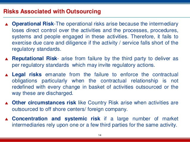 what are the risks of outsourcing Let's weigh the pros and cons of outsourcing knowing the facts when it comes to outsourcing helps you decide which outsourcing company you should partner with in this video, lars and ryan.