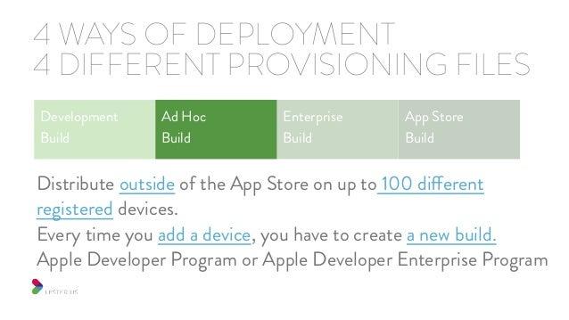 Ios app sdk for the rest of us enterprise build app store build 37 ccuart Images