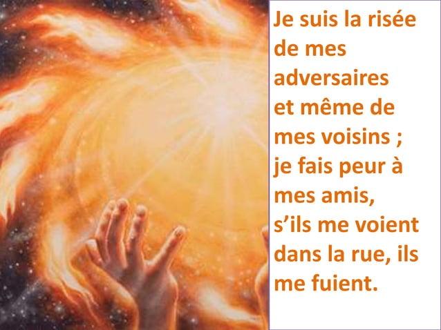 Moi, je suis sûr de toi, Seigneur, je dis : « Tu es mon Dieu ! » Mes jours sont dans ta main : délivre-moi des mains hosti...