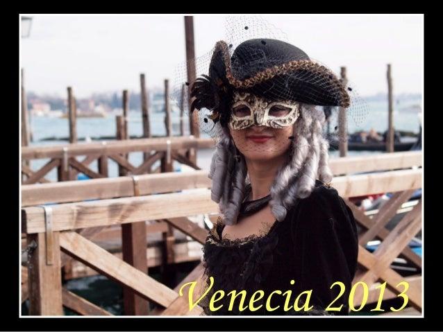 Venecia 2013