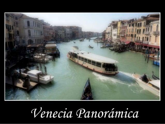 Venecia Panorámica