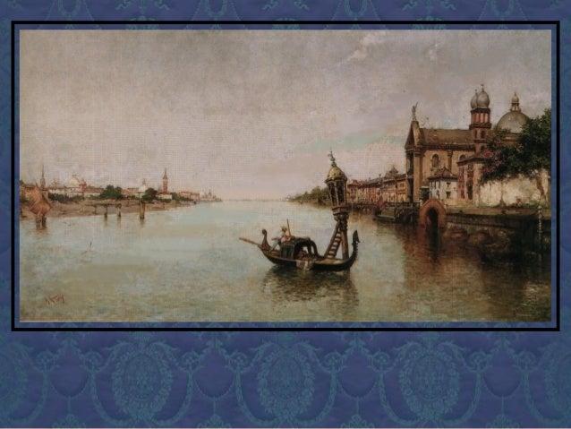 Venecia pinturas
