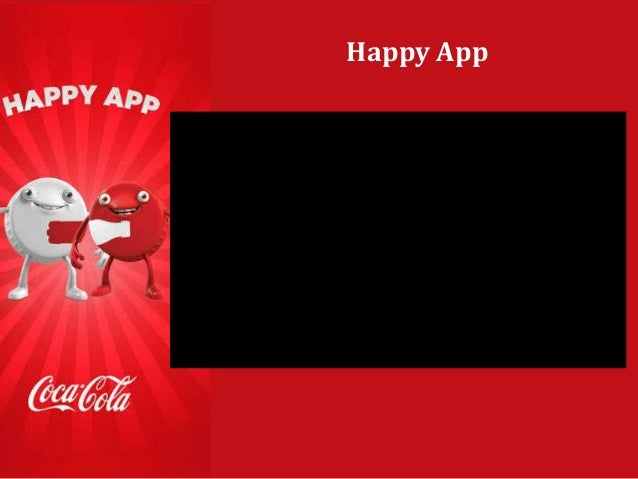 Blog marketing of The Coca-Cola          Company• The official blog section in Coca-  Cola's website• Coca-Cola's conversa...