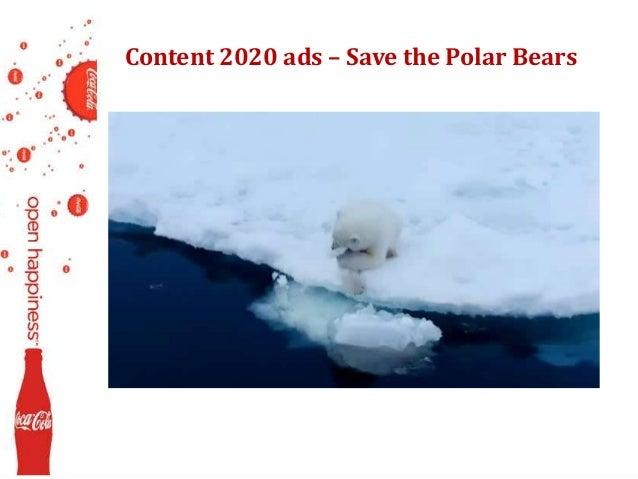 Internet marketing of The Coca-Cola Company