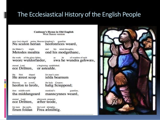 bede ecclesiastical history summary