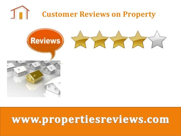 Customer Reviews on Property