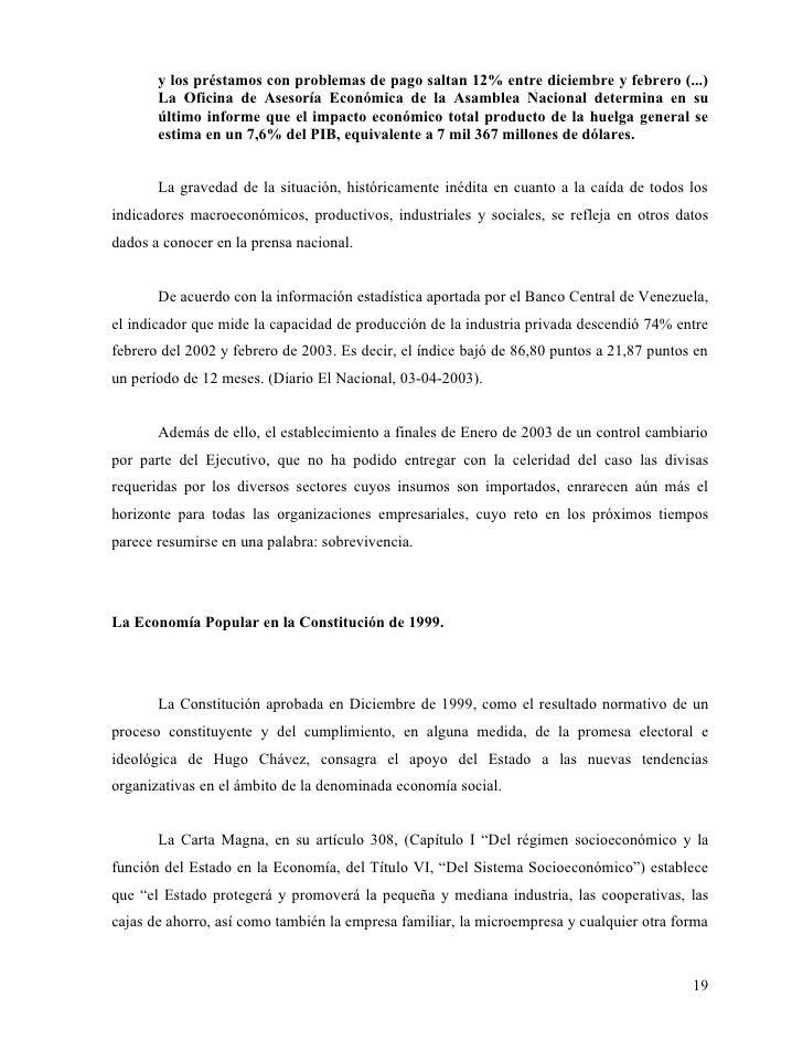 Venez economia informal venezuela olegario for Oficina del banco de venezuela