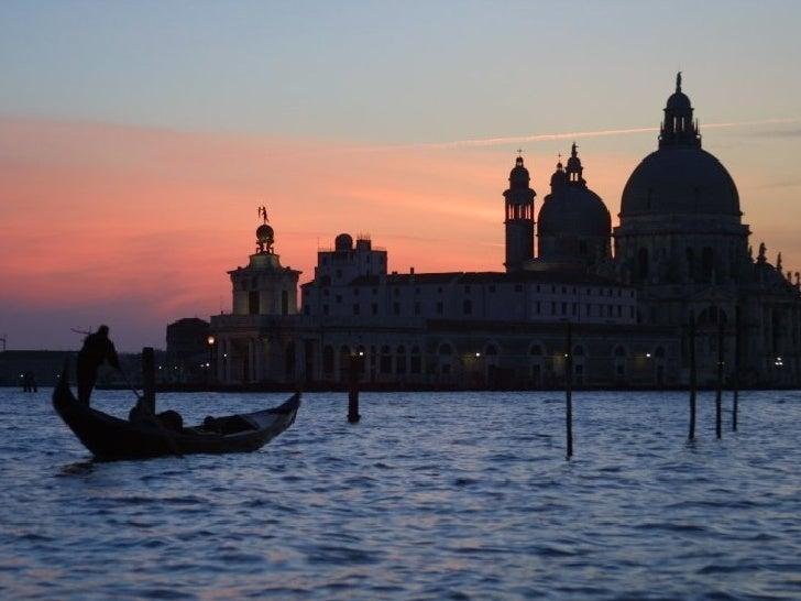 Venezia di notte Slide 1