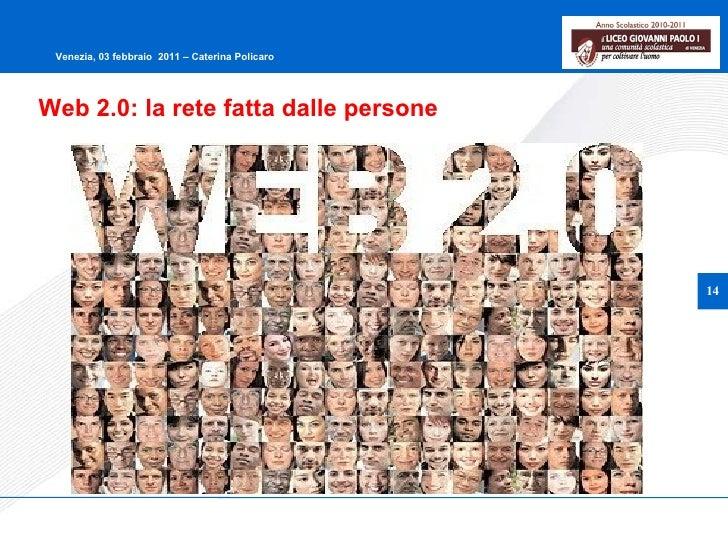 Web 2.0: la rete fatta dalle persone