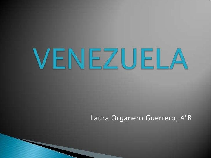 Laura Organero Guerrero, 4ºB