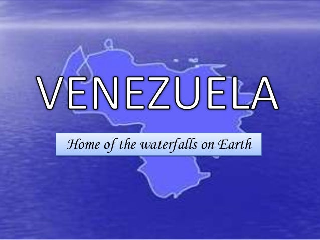 Home of the waterfalls on Earth