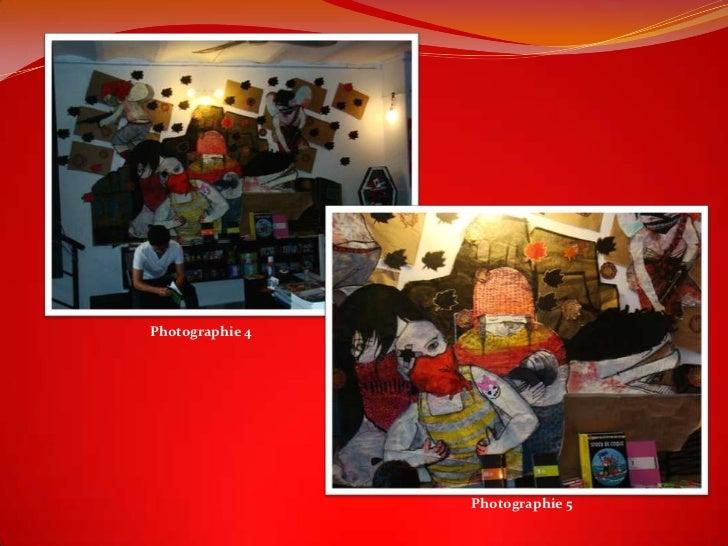 Photographie 4                 Photographie 5