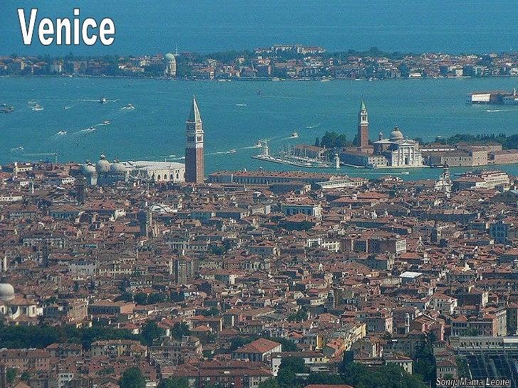 Venice Song: Mama Leone