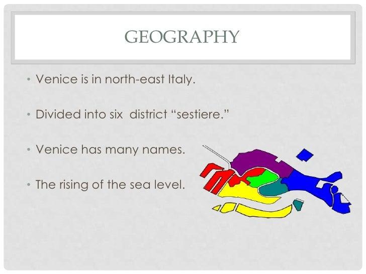 venice geography