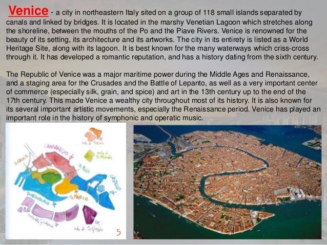 Town Planning- Venice Slide 2