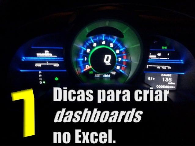 Um dashboard é uma tela que permite uma visão imediata de métricas e indicadores que são importantes para um processo ou n...