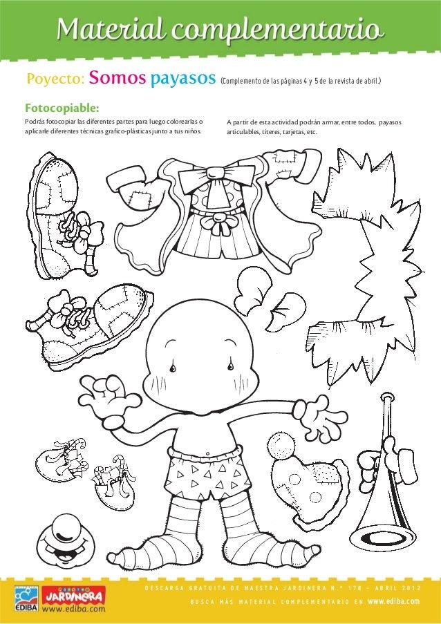 Contemporáneo Páginas De Actividades Para Preescolares Galería ...
