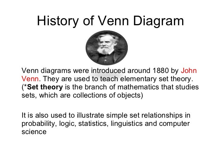 John Venn Venn Diagram That Describes Application Wiring Diagram