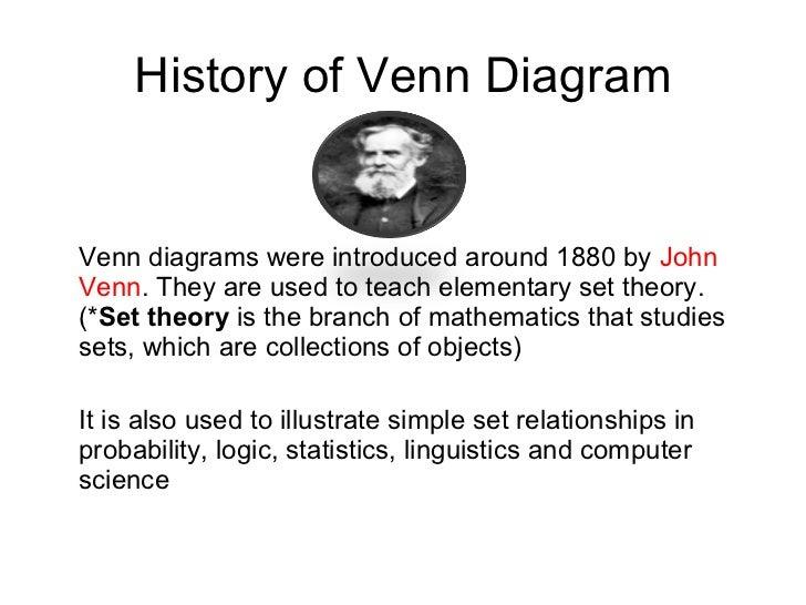 Venn diagram 6 history of venn diagram ccuart Choice Image
