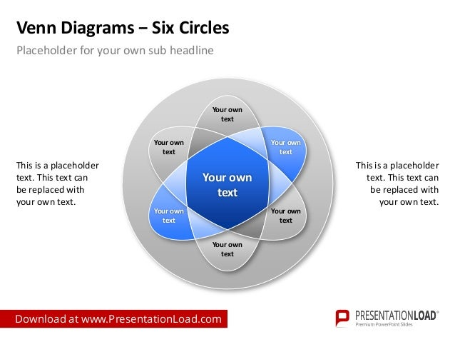 powerpoint venn diagram template, Powerpoint templates
