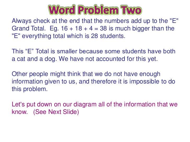 Discrete math venn diagram word problems edgrafik discrete math venn diagram word problems venn diagram word problems 10 ccuart Choice Image