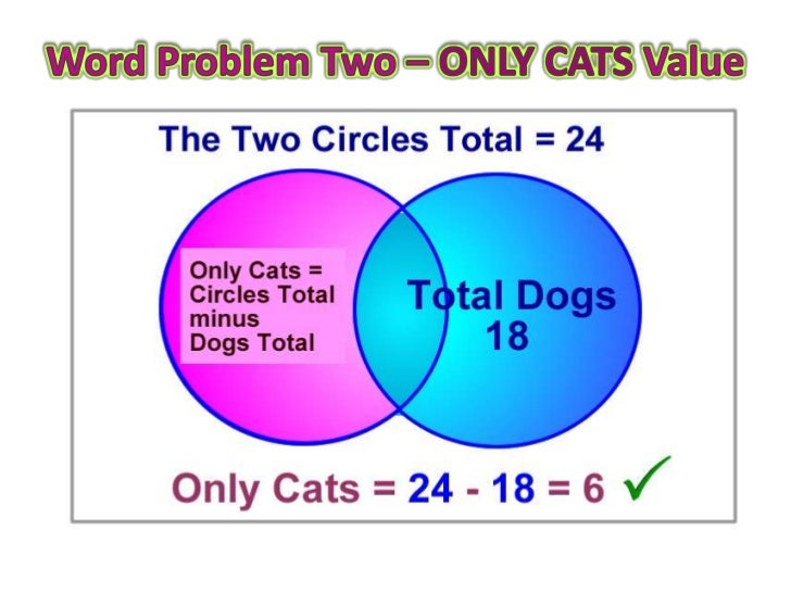 Venn diagram word problems 12 ccuart Choice Image